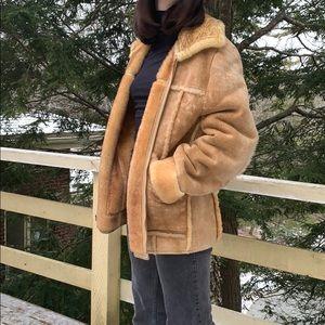 📌 Straisstown Fur Shop Sheep Skin Jacket